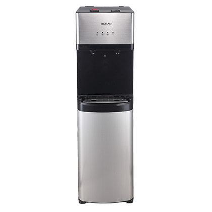 Dispensador de agua ELKAY, garrafón oculto, agua fría y caliente