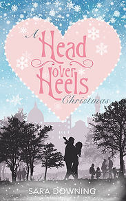 A Head Over Heels Christmas Kindle Cover