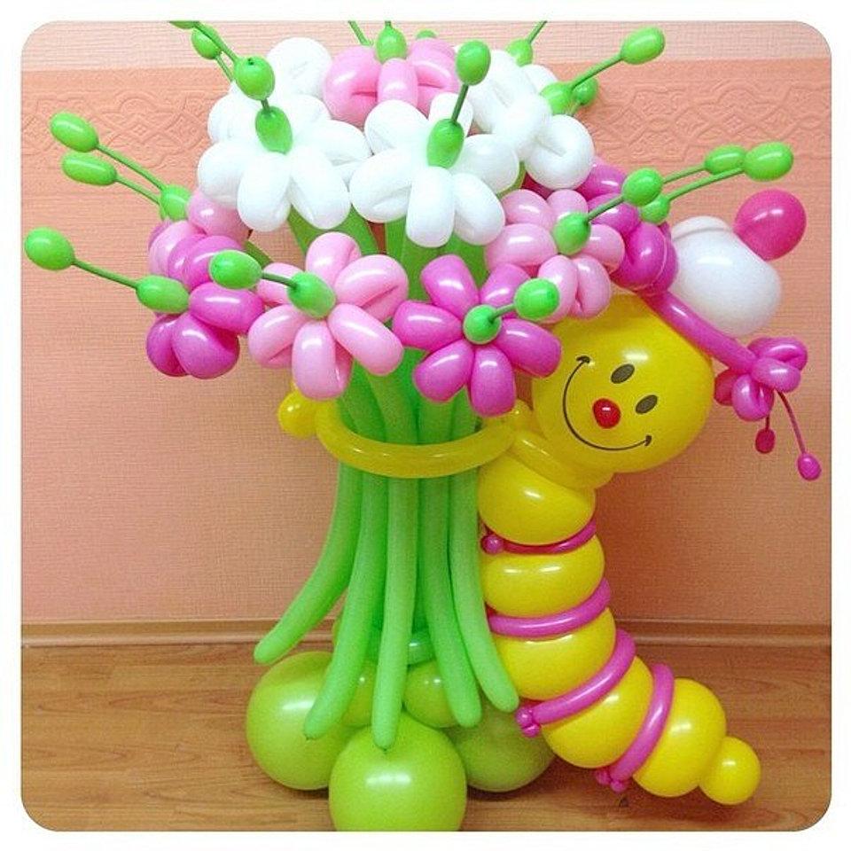 Купить букет из шаров в екатеринбурге, букеты