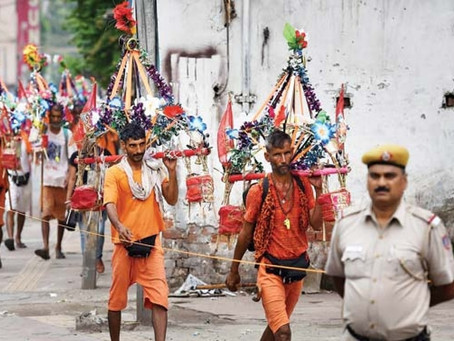 Kanwar Yatra and the Interlinking Factors of the Modern World