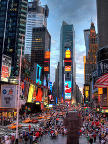 Times Square renamed