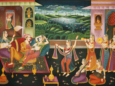 IN ART AND IN PLEASURE: A history of sex work in Medieval India