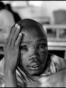 Ethnic strife from Rwanda