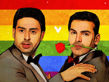 The Flamboyant, the Forced and the Predators: Homosexuality in Mainstream Hindi Celluloid