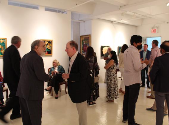 "Known as ""Ambassadors of the Chelsea Art World,"" Amsterdam Whitney Gallery toasts the Chelsea ""Mid-Summer Night's Dream"" Art Season"