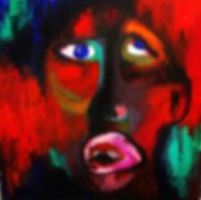 Loss Acrylic on Canvas 36x36.jpeg