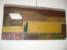 Aysel s painting Solitude.JPG