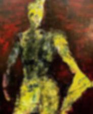 Warrior Acrylic on Canvas 30x40.jpeg