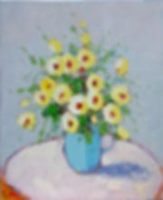 Morning Bouquet, 30x24, oil canvas.JPG