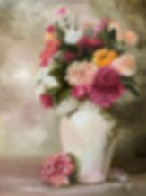 Artwalk Bouquet - Oils-12x9 .jpg