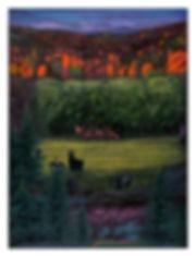 Landscape Lature B1 36x42 Byung M Lee jp