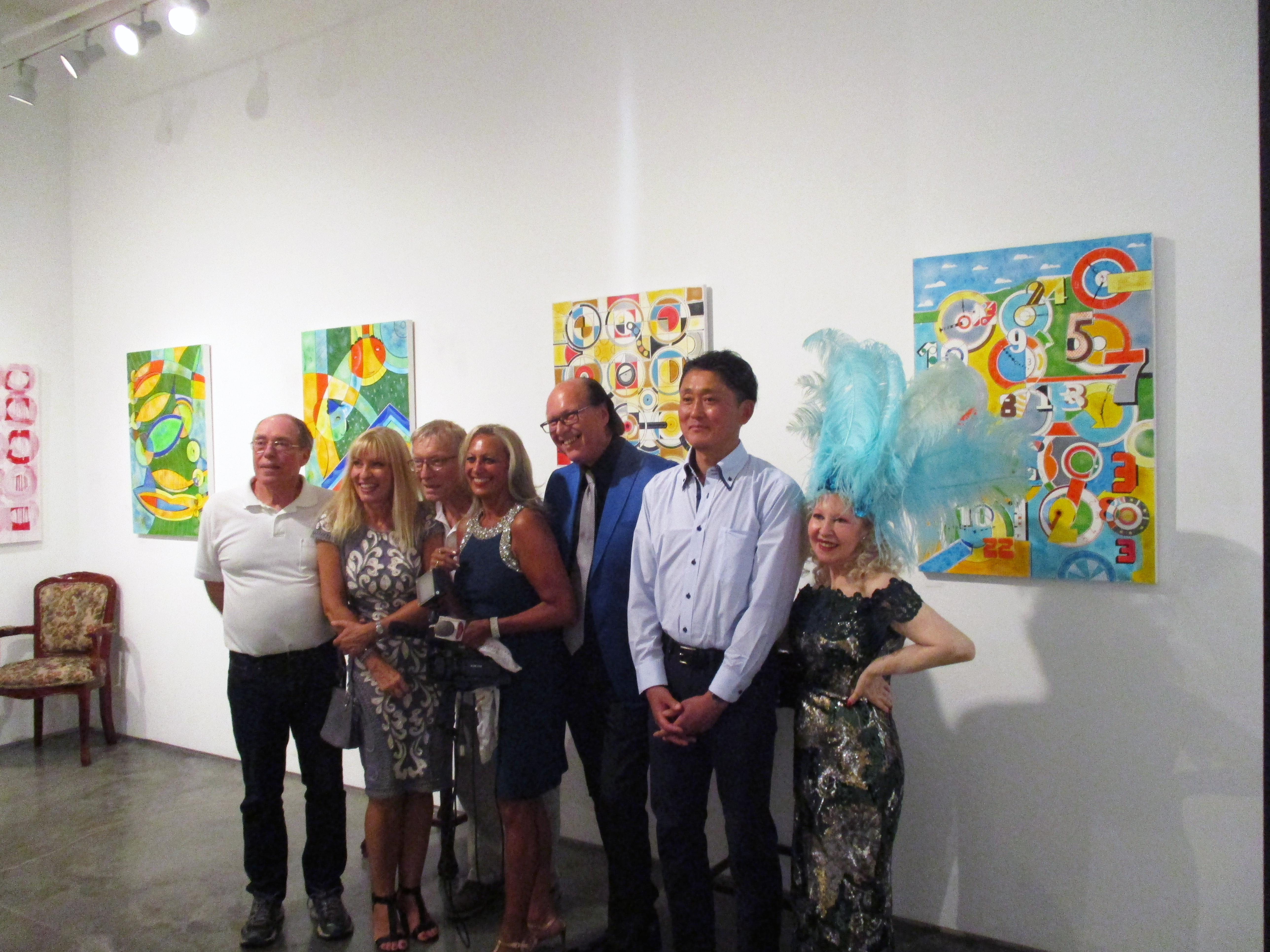 KRISTAL AND ARTISTS