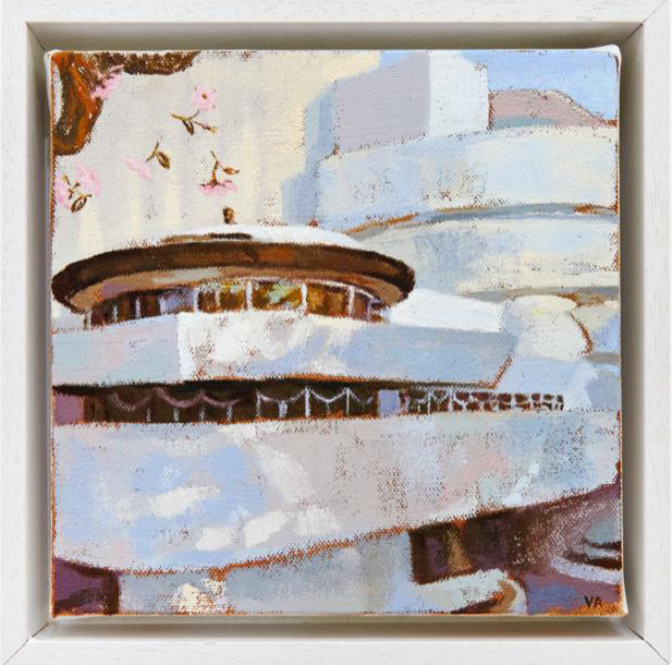 Guggenheim VI Oil on Canvas 9x9.jpg