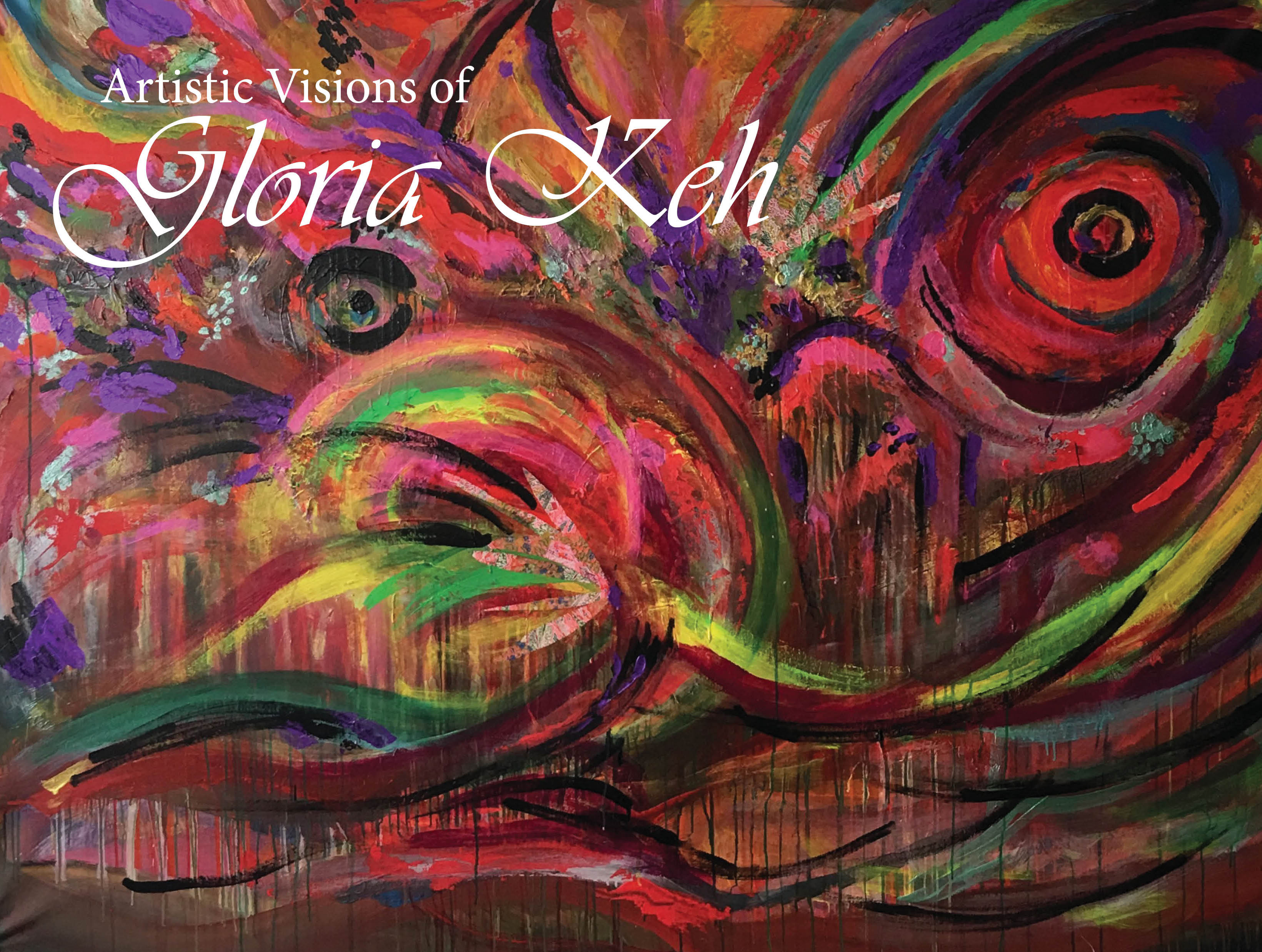 Artistic Visions of Gloria Keh