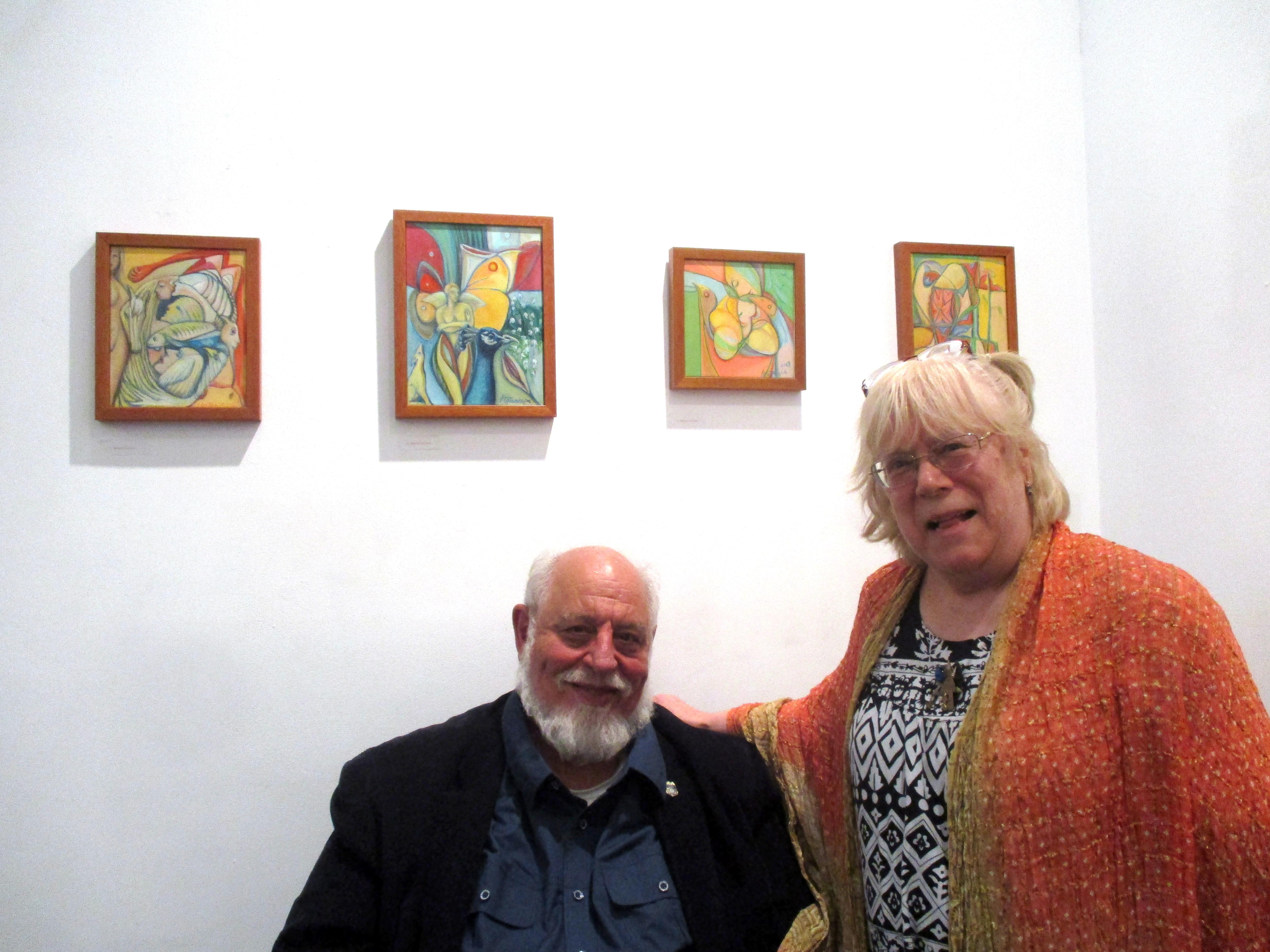 Philip and Karen Catania