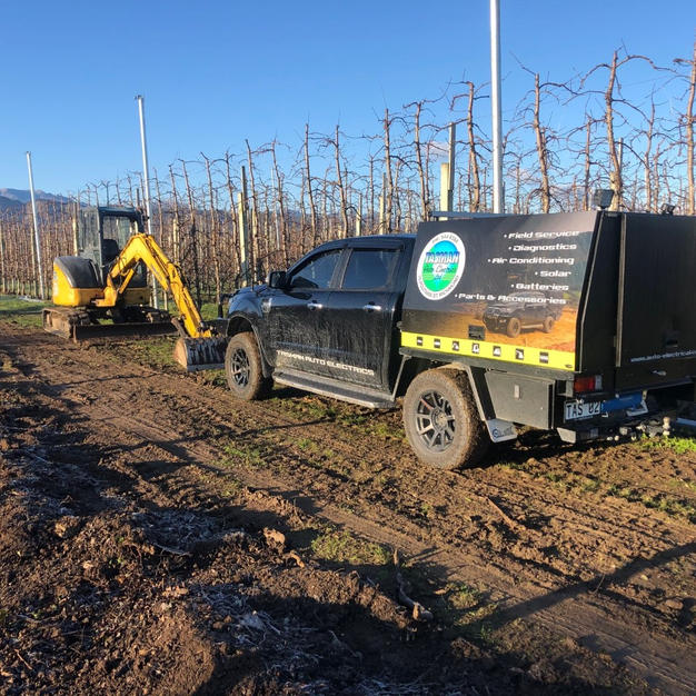 Orchard Work