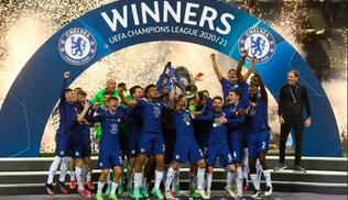 Chelsea win Champions League after Kai Havertz stuns Manchester City