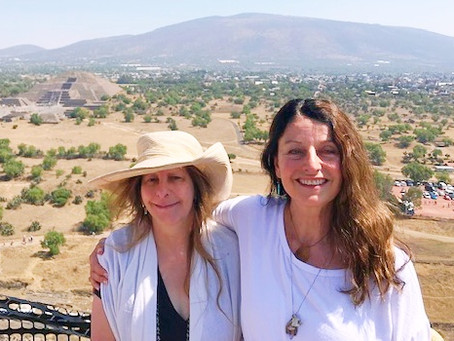 Divine Feminine Trip to Teotihuacan: A recap of our journey