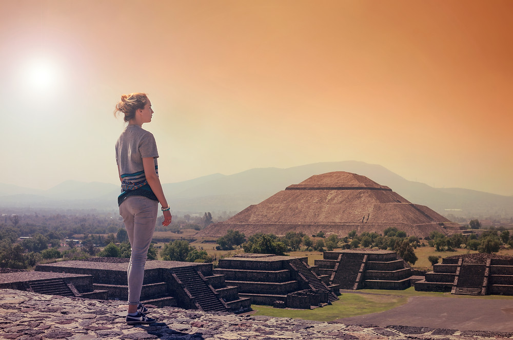 Women's Sacred Journey to Teotihuacan Mexico, April 21-27, 2019