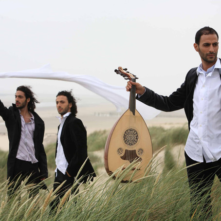 Wednesday's Artist: Le Trio Joubran The Arabic Oud trio