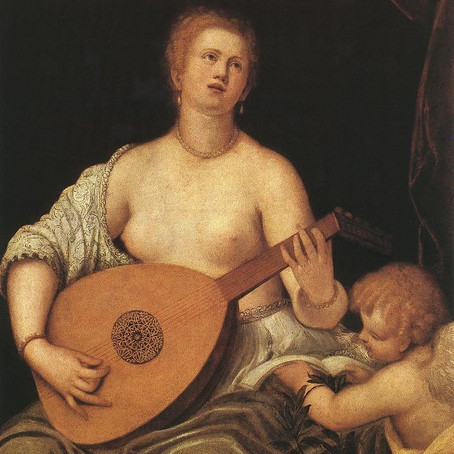 Saturday's Instrument: Lute, the western plucked string