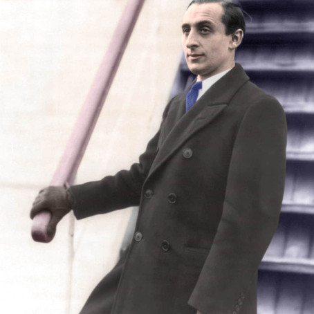 Wednesday's Artist: Vladimir Horowitz The Russian Pianist