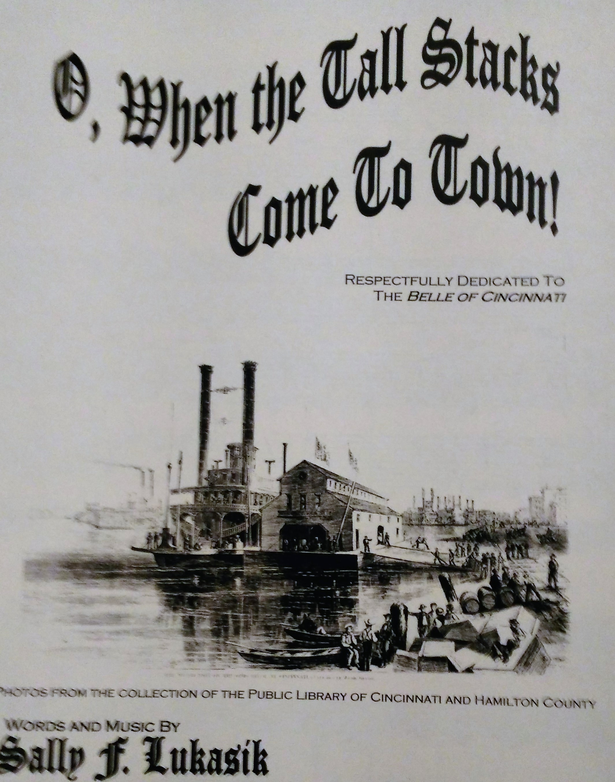 Sheet Music Cover