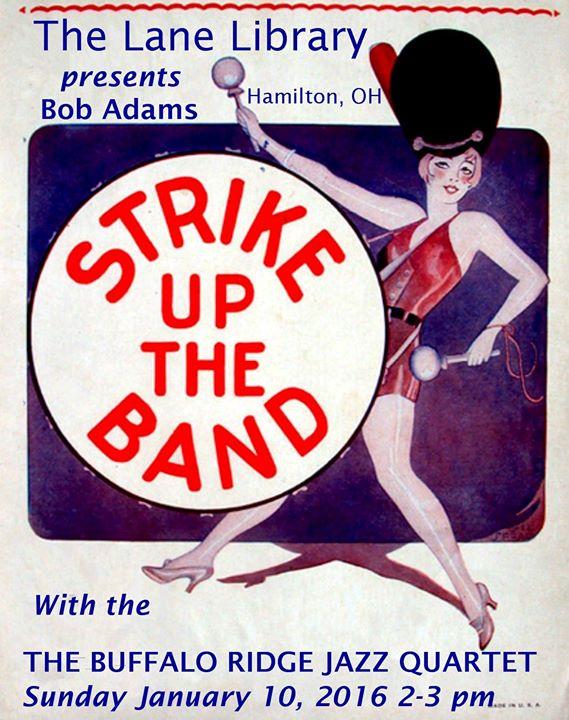 Promotional poster for BRJB quartet