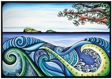Tangaroa A3 Digital Art File