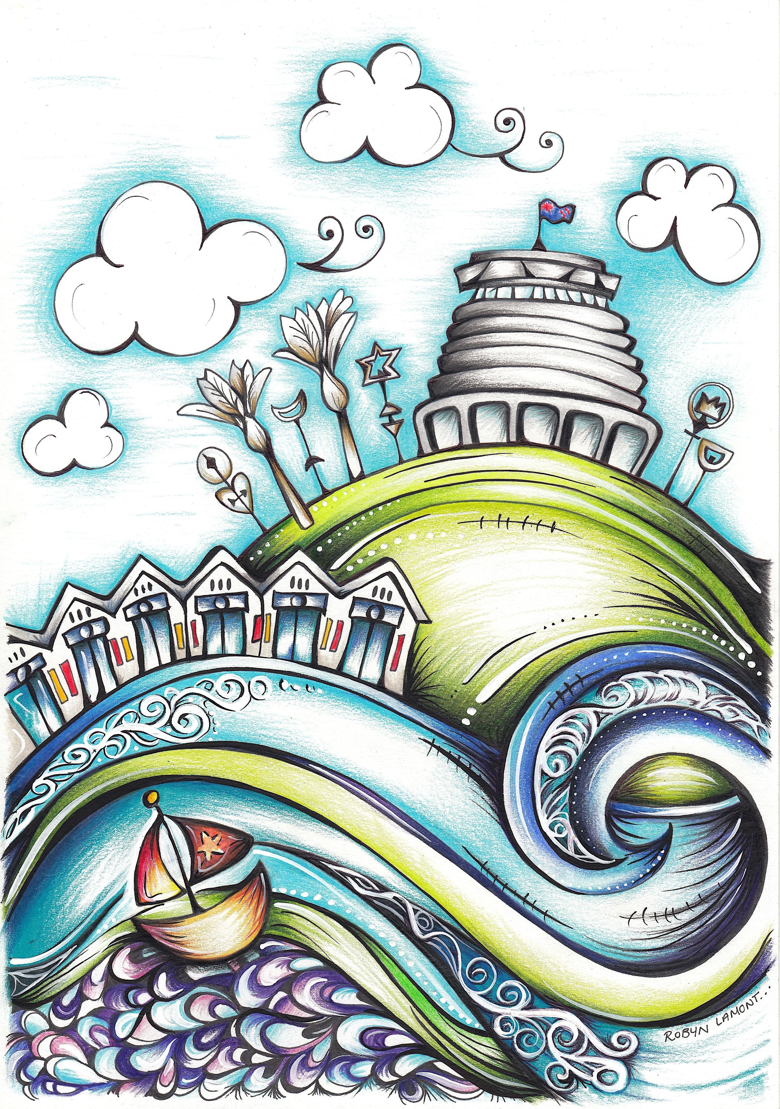 Wellington Illustration  PDF