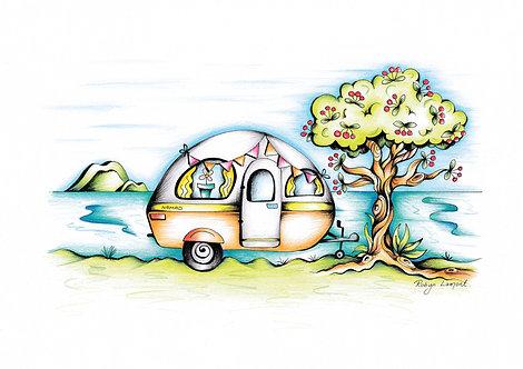Nomad A4 Digital Art File