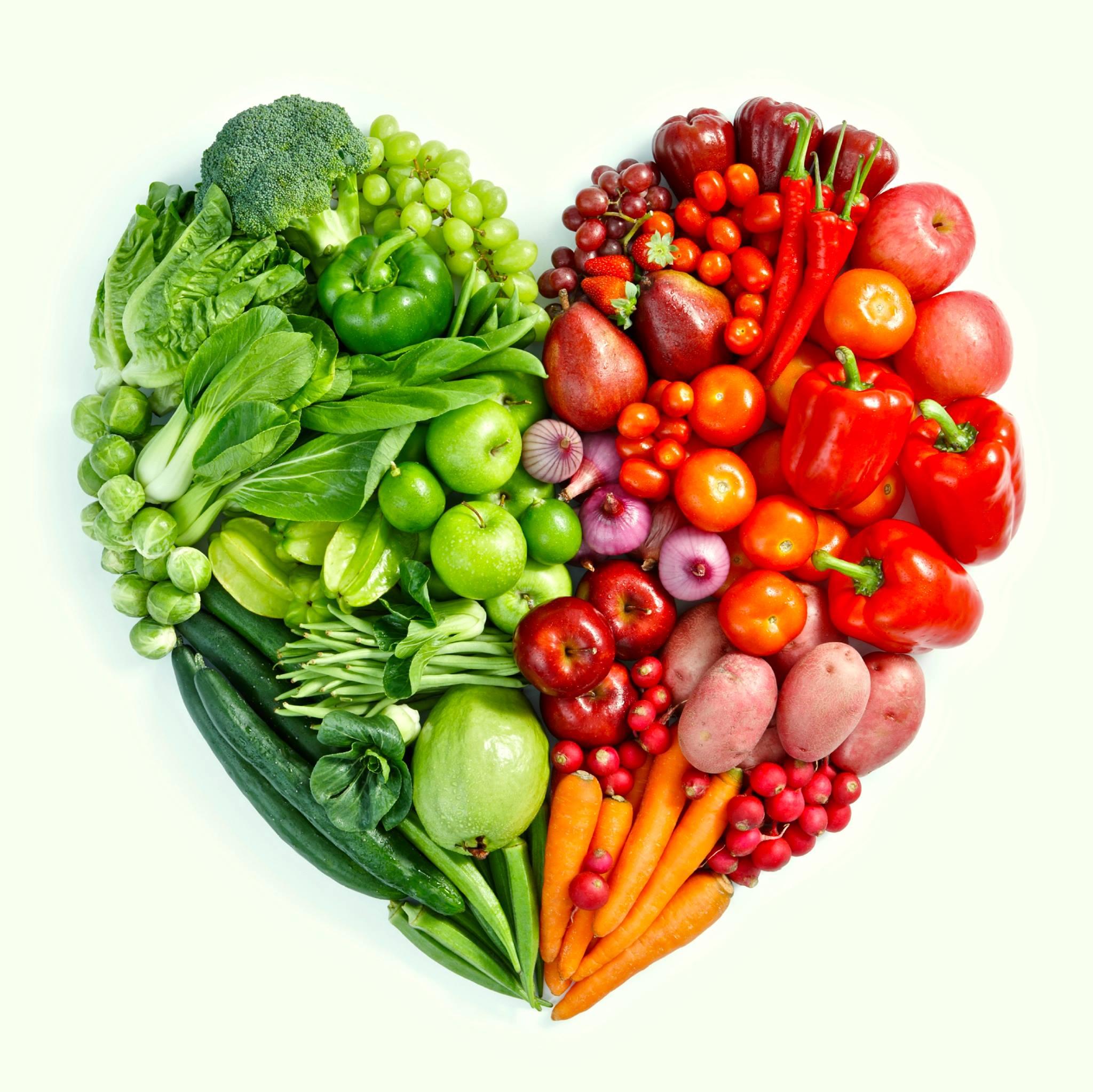 cuore di ortaggi