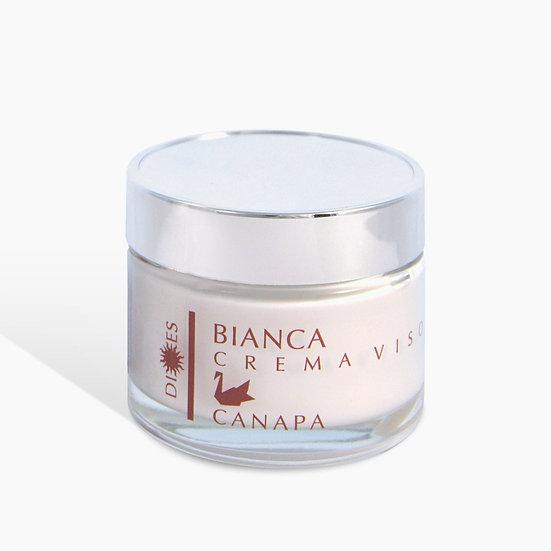 BIANCA - Crema viso Dies - Canapa
