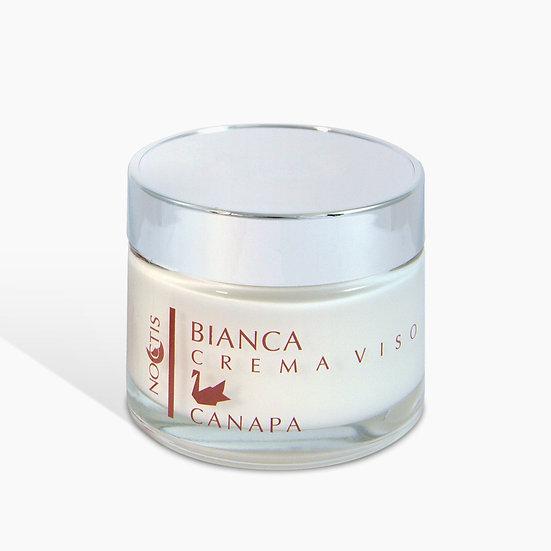 BIANCA - Crema viso Noctis - Canapa