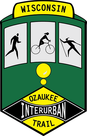 Ozaukee Interurban Trail Logo