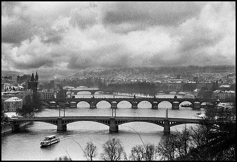 Pražské mosty, Praha, 2005