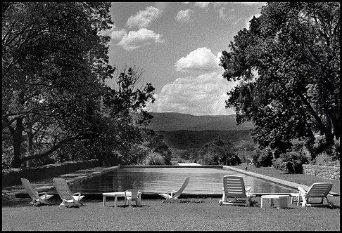 Chateau de Christian Dior, Francie, 1973