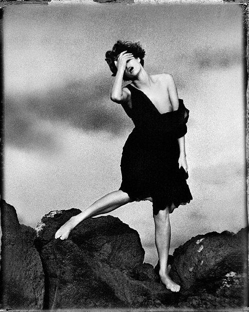 Julie, Lanzarote, 1985