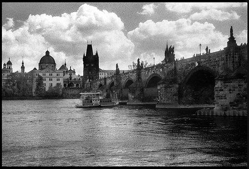 Karlův most, Praha, 2005