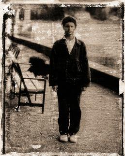 014 - Self-portrait, Madeira 1984