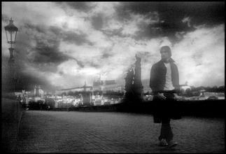 027 - Charles brige, Prague 2002