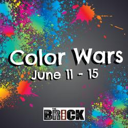 Week 5: Color Wars