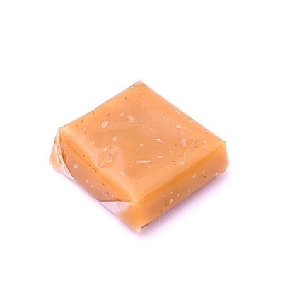 Caramel vanille poids net 30g