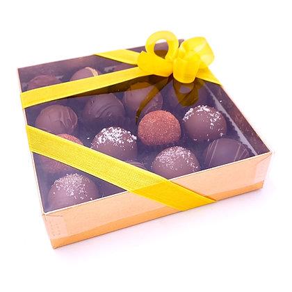 Boîte de 16 truffes poids net 200g