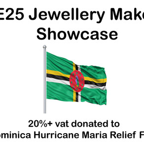Our 1st SE25 Jewellery Makers Showcase