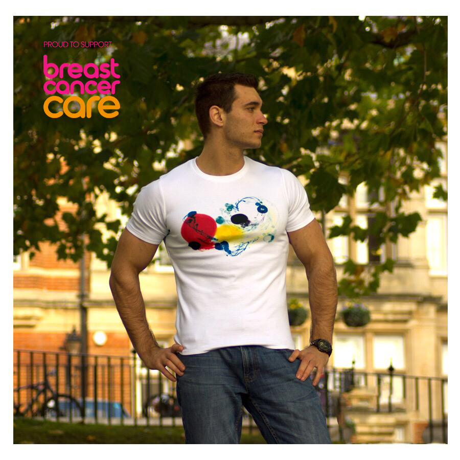 Men's Colour Burst T-shirt