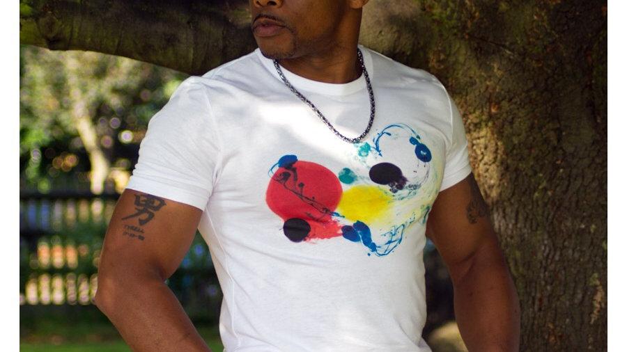 Colour Burst T-shirt