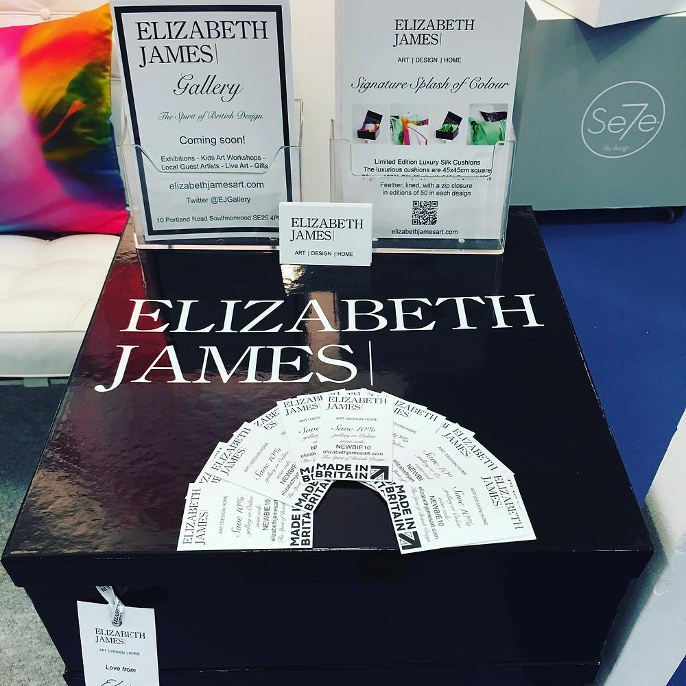 Elizabeth James - 100% Design