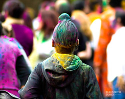 Hindu Festival of Colour 1