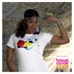 Women's Colour Burst T-shirt